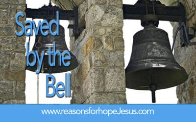 Saved by the Bell — Who I Am In Christ