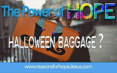 Check Your Halloween Baggage At The Door