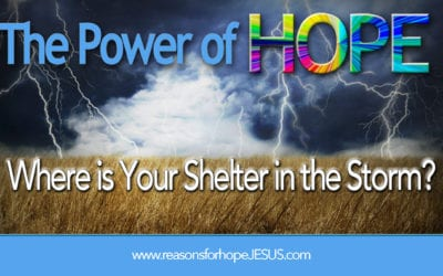 Where is Your Shelter in the Storm?