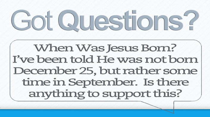 20131210 When was Jesus born2