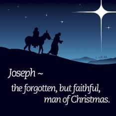 Joseph-forgotten man
