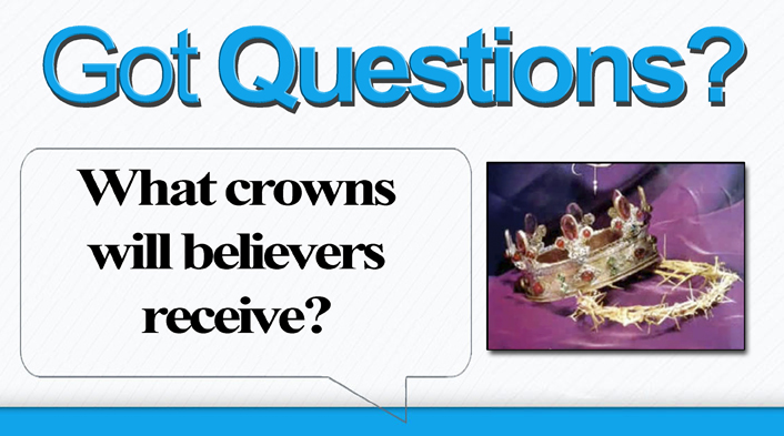 What crowns will believers