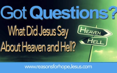 What Did Jesus Say About Heaven?