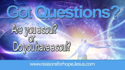 Are You A Soul