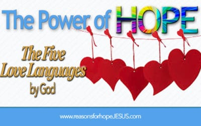 """The Five Love Languages"" by God"