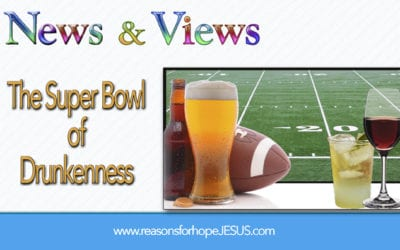 The Super Bowl of Drunkenness?
