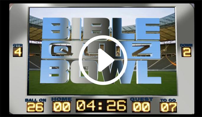 Super Bowl – Bible Quiz – Game