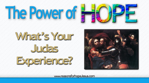 What's-Your-Judas-Experience