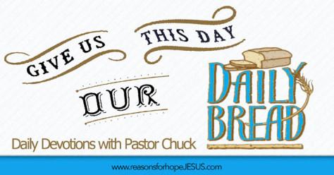 2. Daily Bread