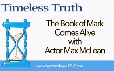 The Book of Mark Comes Alive with Actor Max McLean