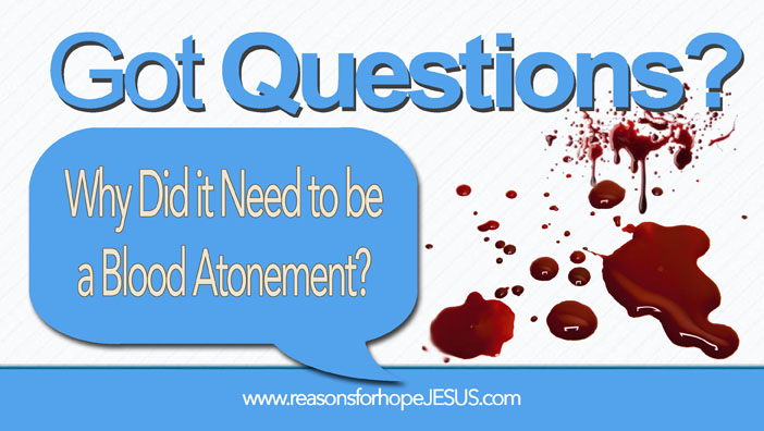 why did jesus die atonement Why did jesus die on the cross that the cross is central to christianity makes the answer to that question crucially important central to all aspects of his crucifixion is that on the cross jesus paid the penalty for sin.