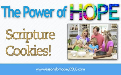 Scripture Cookies – Fun for the Whole Family!