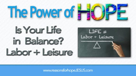 labor + leisure