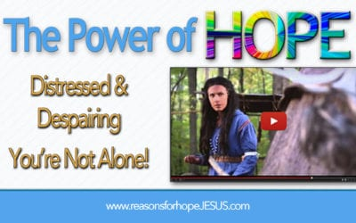 Distressed and Despairing?  You're not alone!