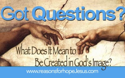 What Does It Mean to Be Created in God's Image?
