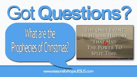 what-are-the-prophecies-of-christmas