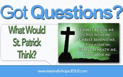 What Would St. Patrick Think About His Day?