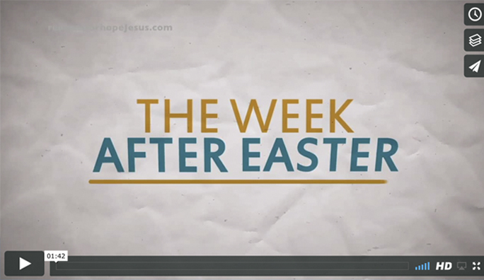 Keep Easter Alive in Your Heart:  HE CAME BACK