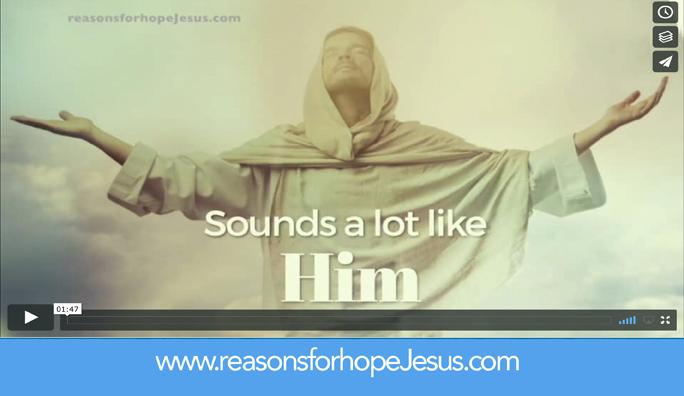 Mother: Sounds A Lot Like Jesus