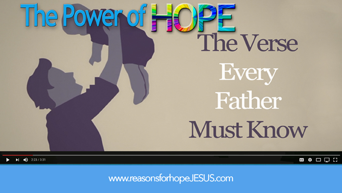 The Verse Every Father Must Know