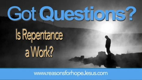 Is Repentance a Sin