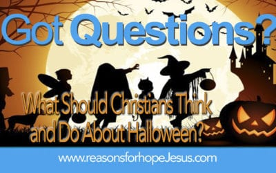 What Should Christians Think and Do About Halloween?