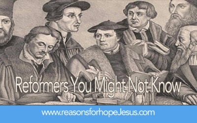 Reformers You Might Not Know: Wycliffe, Hus, Tyndale