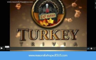 Absolutely Useless Turkey Trivia