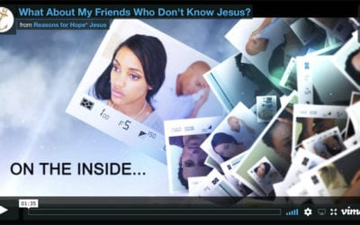What About My Friends Who Don't Know Jesus?