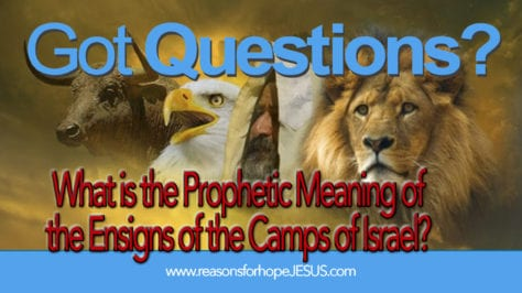What is the Prophetic Meaning of the Ensigns of the Camps of