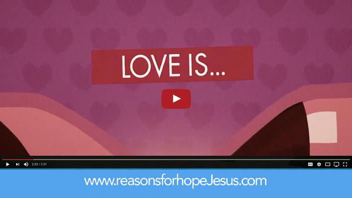 True Love is Jesus
