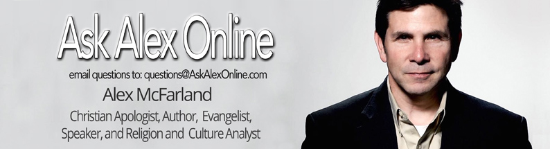 Ask Alex Online - Banner
