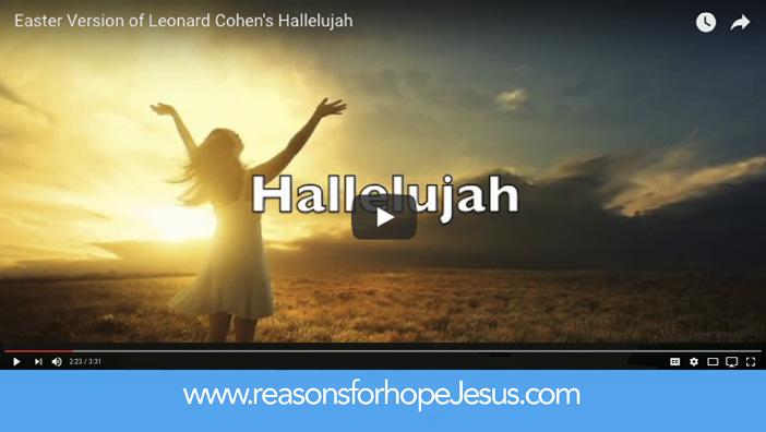Christian Hallelujah or Cohen's Hallelujah?