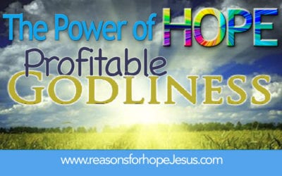 What is Profitable Godliness?