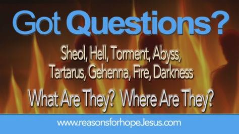 Sheol Hell Torment