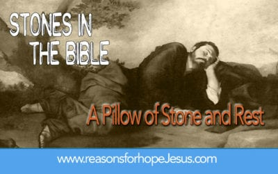 2. A Pillow of Stone and Rest in Genesis
