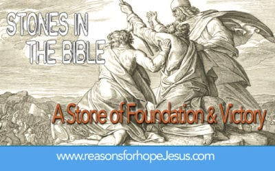 6. A Stone of Foundation and Victory in Exodus