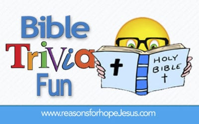 Bible Riddles: Adam and Eve