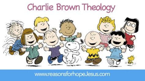Biblical thoughts from the Peanuts Gang