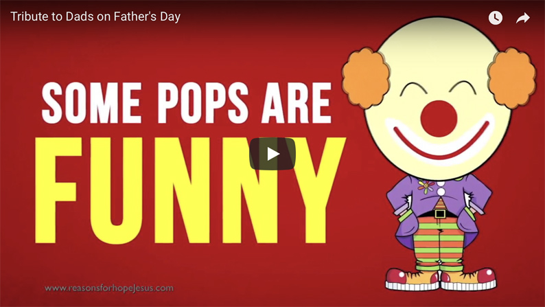A Tribute to Dads on Father's Day