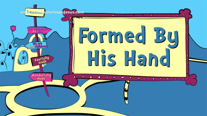 Formed by His Hand (Pro-life video)