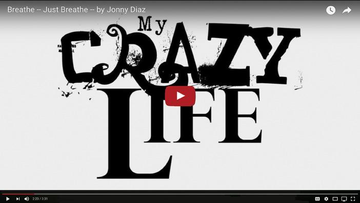 Breathe – Just Breathe – by Jonny Diaz