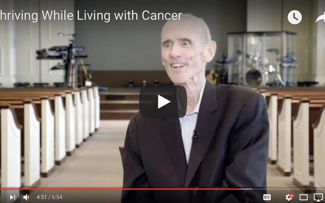 Thriving While Living with Pancreatic Cancer