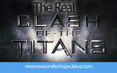 We Win!!!  The Real Clash of the Titans