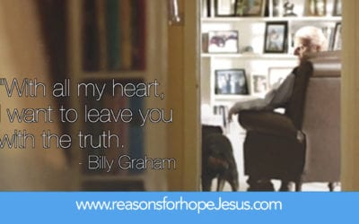 Remembering Billy Graham — A Life Well Lived
