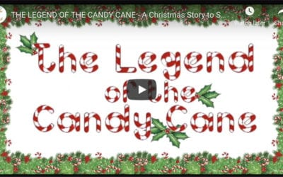 Share the Legend of the Candy Cane