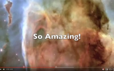 God is Amazing, So Divine – Pictures from the Hubble Telescope