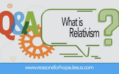 What is Relativism?