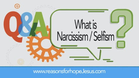 What is Narcissism Selfism