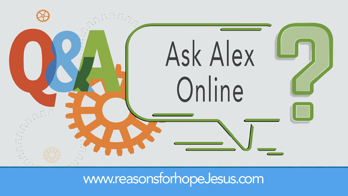 Ask Alex Online